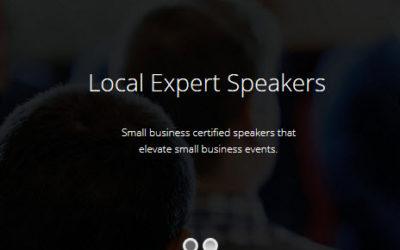 Press Release – Local Expert Speakers Association