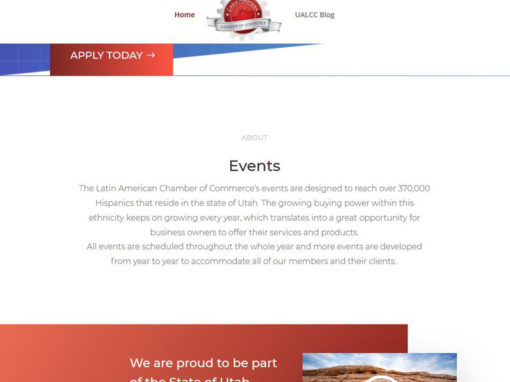 Utah American Latino Chamber of Commerce
