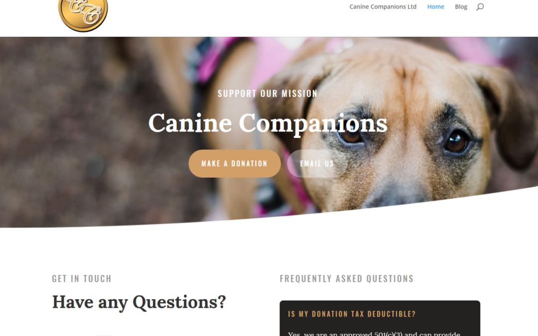 Canine Companions LTD Non-Profit