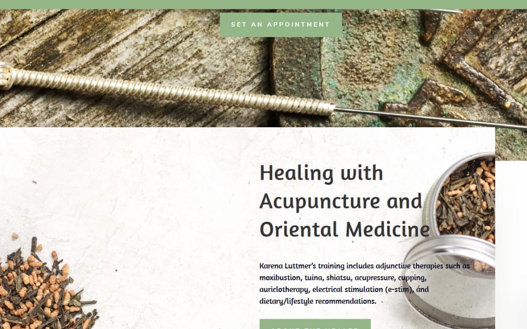 Acupuncture Site