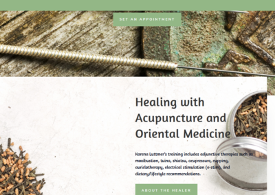 Acupuncture Site