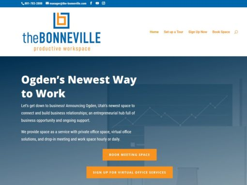 The Bonneville Co-Working Space