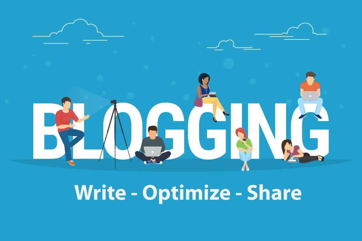 newest automated webinar blogging create optimize share