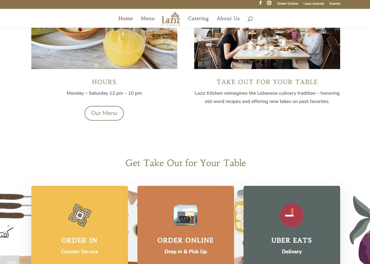 Laziz Kitchen